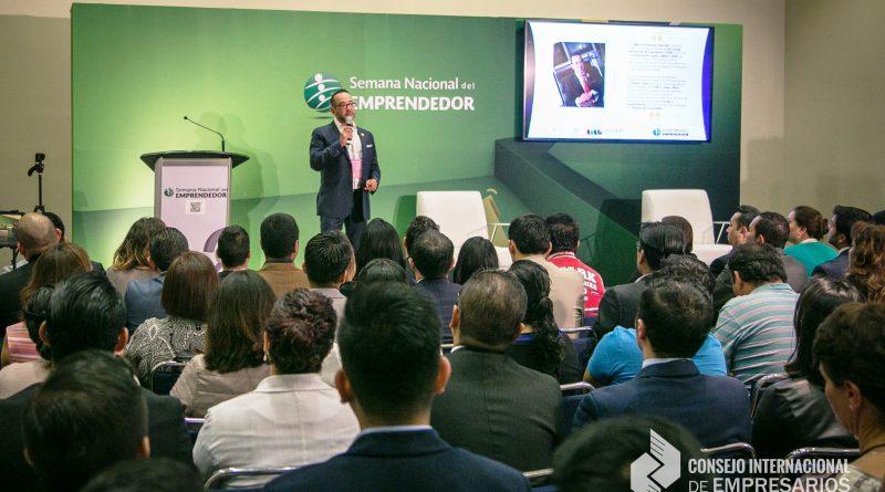 Emprendedores, ¡Ustedes son el Factor de Cambio para México!: MRS