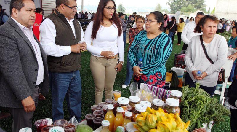 Invierte Sefoa más de 2 mdp en Producción de Traspatio en Tlaxcala