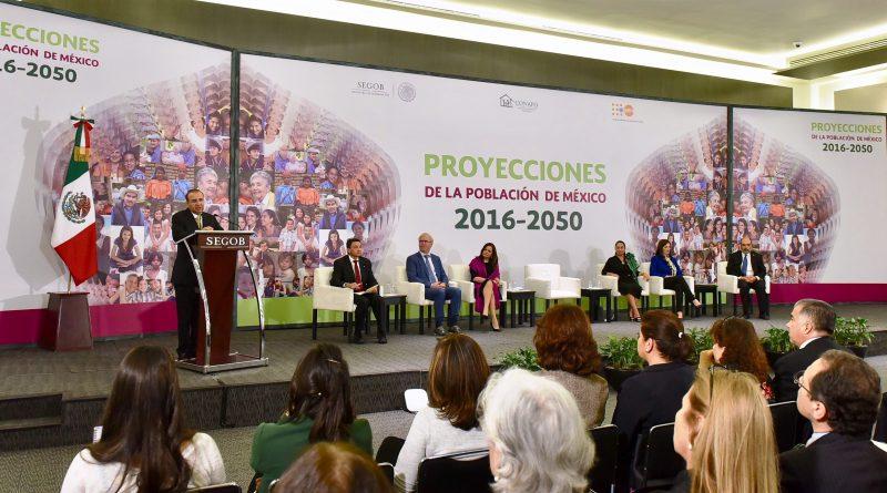 Permiten Estudios sobre Crecimiento Poblacional Crear Políticas Públicas: Navarrete Prida