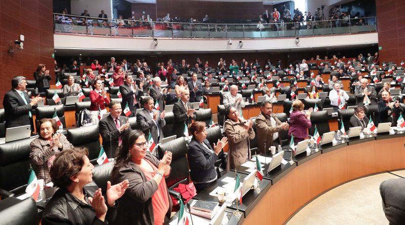 Condena Enérgica del Senado a Hechos Violentos en la UNAM
