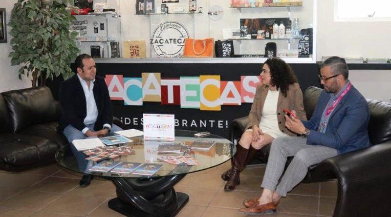 "Lanza Gobierno Estatal Aplicación ""Zacatecas Deslumbrante"" para Promoción Turística"