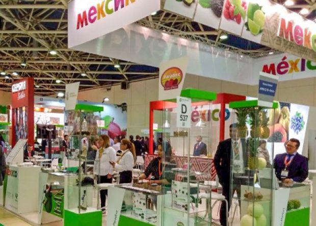 Aumentan Exportaciones de Productos Agroalimentarios Mexicanos a Rusia