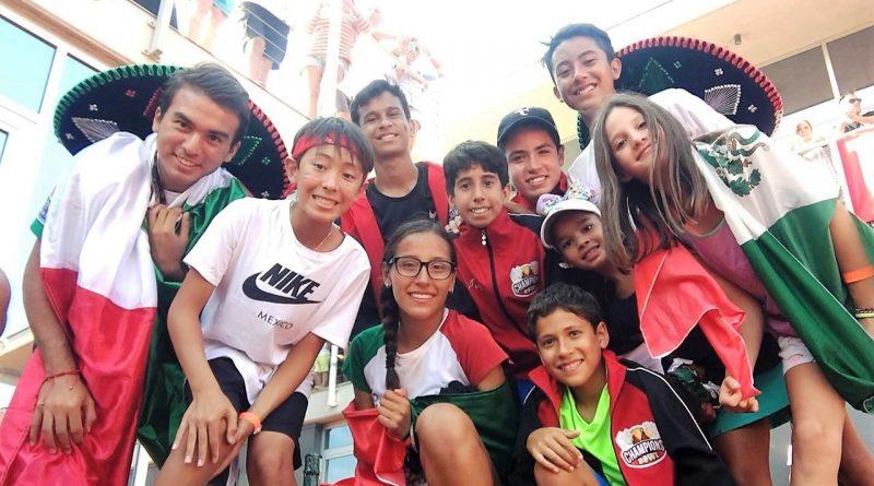 Regresa México  con 2 títulos de la Champions Bowl en Umag, Croacia