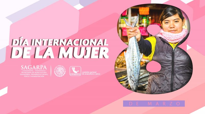 Crucial Participación de la Mujer en Sector Pesquero y Acuícola de México