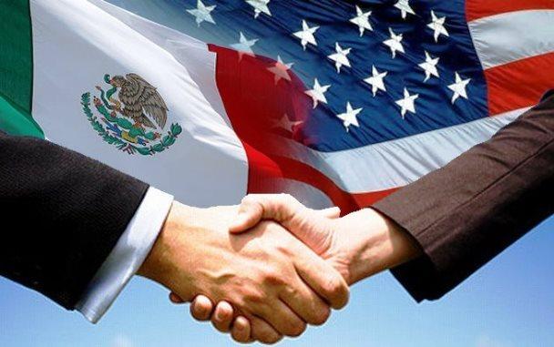 Realizaran México y EUA Traslado Internacional de Sentenciados