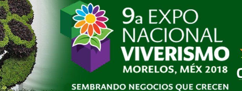 Inicia la Expo Nacional Viverismo, el Festival más Importante de Ornamentales en México