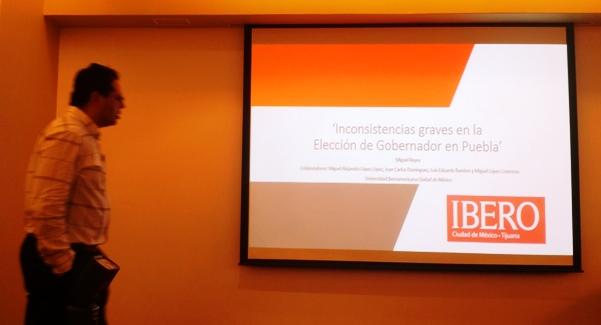 Fraude Electoral en Puebla se Orquestó Desde el IEE, Afirma Académico de IBERO