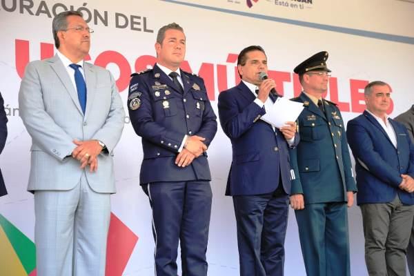 SSP Celebrar un Contrato por Poco más de mil 740 Millones de Pesos