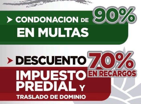 Invita Metepec a Aprovechar Descuentos Para Regularizar Situación Patrimonial