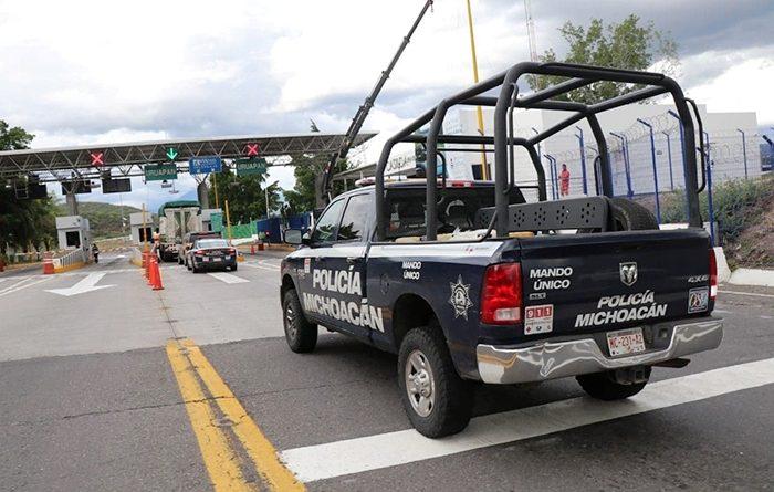Anunciaron 19 Alcaldes no  Refrendo del Convenio de Mando Único con Gobierno de Michoacán