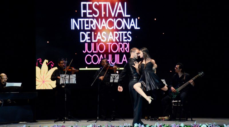 Festival Internacional de Artes Julio Torri 2018