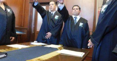 Designa Pleno del TSJ al Magistrado José Antonio Ortega Cerbón Presidente para 2018-2021