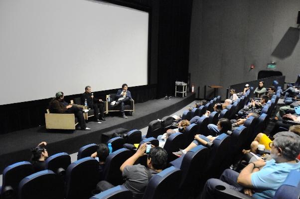 En Cineteca Nacional se Habló del Cine Como Memoria Combativa Para no Olvidar 68