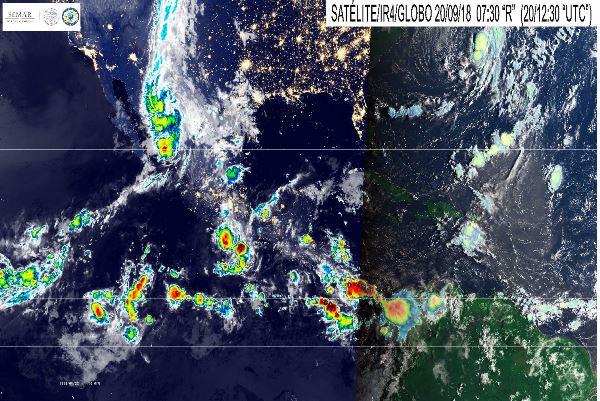 SEMAR Activa Plan Marina en su Fase de Prevención en Estados del Noroeste del País