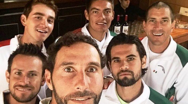 Abre Luis Patiño ante Pablo Cuevas la Copa Davis México-Uruguay