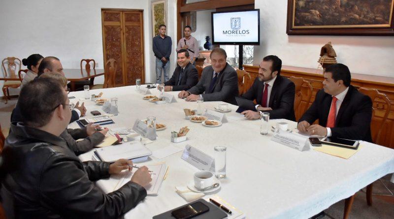 Abordan Gobierno y Educación Proceso de Entrega-Recepción en Morelos