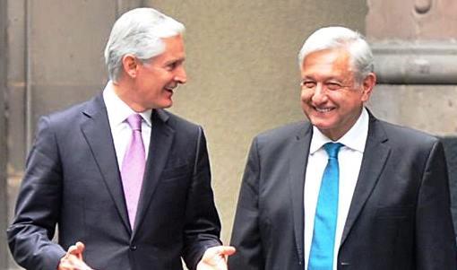 Coinciden Presidente Electo y Gobernador del Edoméx en Trabajar en Equipo por Bienestar de Mexiquenses*