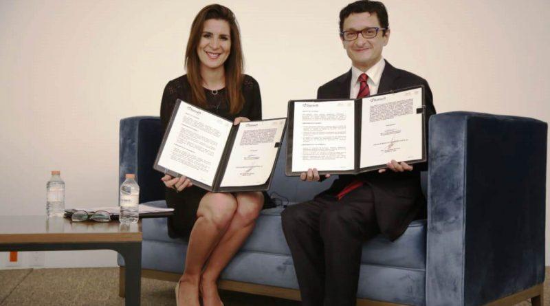 Firma de Convenio Entre BANSEFI y Fundación Valor México, a.c.