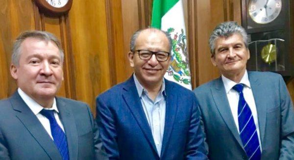 Poder Ejecutivo del Estado de Querétaro Fortalece Lazos de Colaboración con Francia