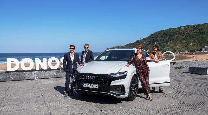 """Presenta Audi el Cortometraje """"La Octava Dimensión"""" en el Festival de San Sebastián"""