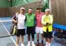 Bosques y Tenis Lomas, Líderes de la Clase a en el Torneo Interempresarial
