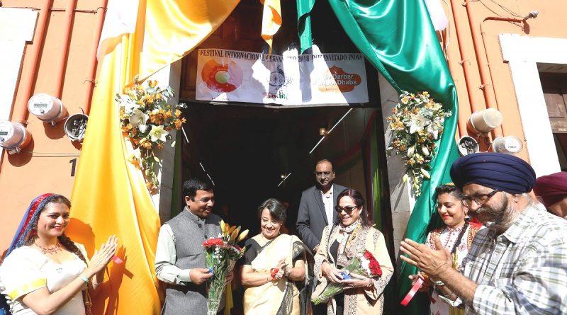 Se Inauguró la Casa de la India en Guanajuato