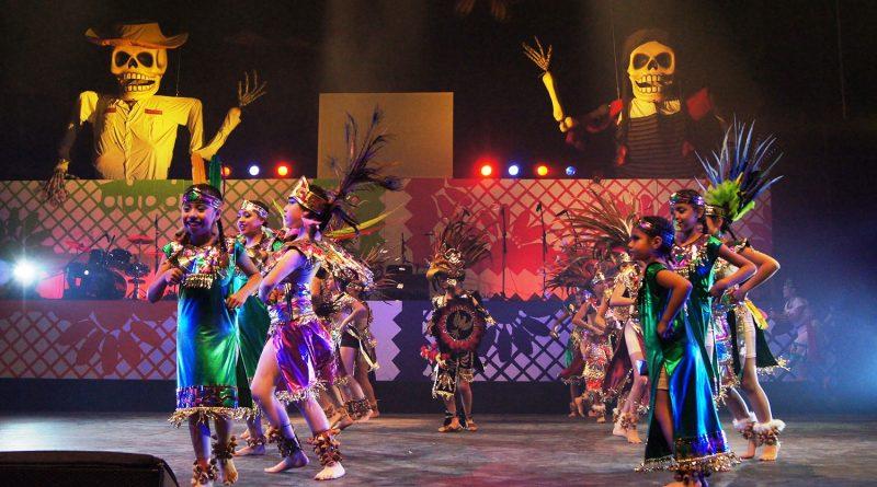 Celebran Festival de Almas de Oriente 2018 en CCMB