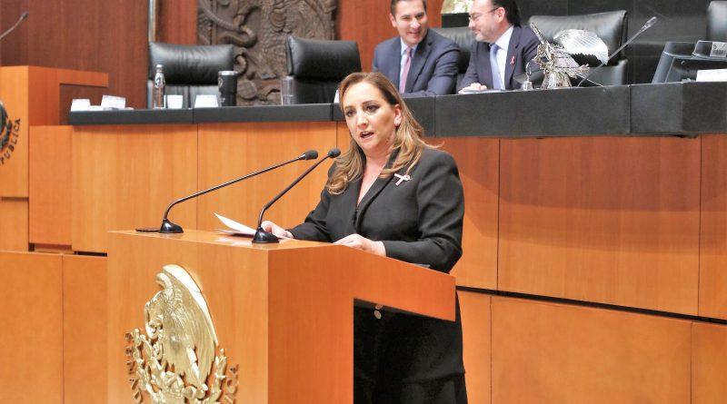 Pregunta sobre Política Exterior de la senadora Claudia Ruiz Massieu, en la comparecencia del secretario Luis Videgaray