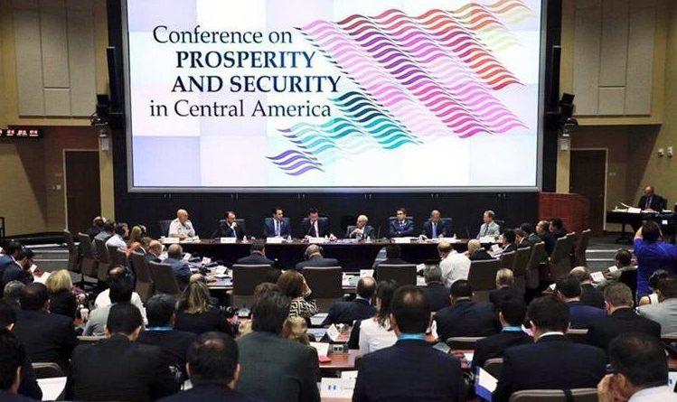 AuspiciaránEstados Unidos y México la 2ª. Conferencia sobre Prosperidad y Seguridad en América Central
