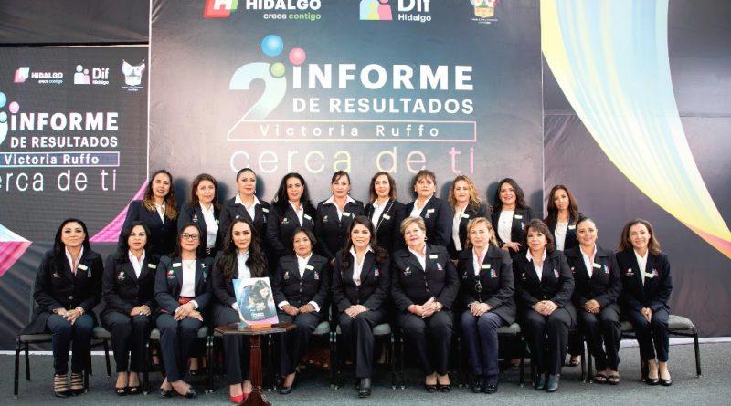 Inclusión Social y Apoyo a Quien más lo Necesita, Esencia del DIF Hidalgo: Victoria Ruffo