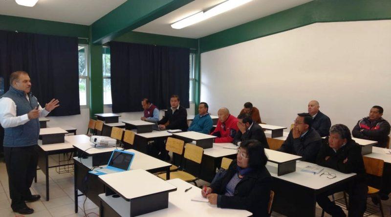 Participan Directivos CECYTE-EMSAD en Taller Sobre Gestión Directiva