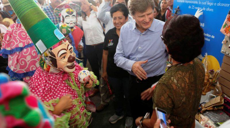 """Alcanza Michoacán Mayor Afluencia en Historia de Ferias de """"Pueblos Mágicos"""""""