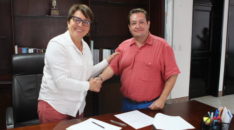 Presidenta Municipal Laura Beristain Nombro a su Equipo de Colaboradores