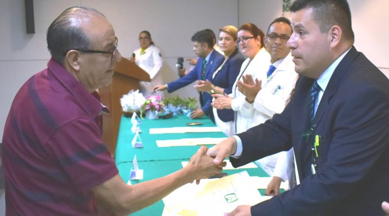 Reconocimiento Post Mortem a 35 Familias de Donantes de Órganos y Tejidos