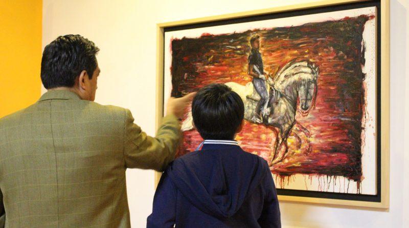 """Presenta ITDT Exposición Artística """"Tlaxcala Taurino"""""""