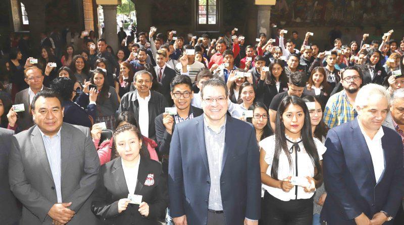Beneficia Gobierno a 25 mil Estudiantes con Descuento en Transporte: Marco Mena