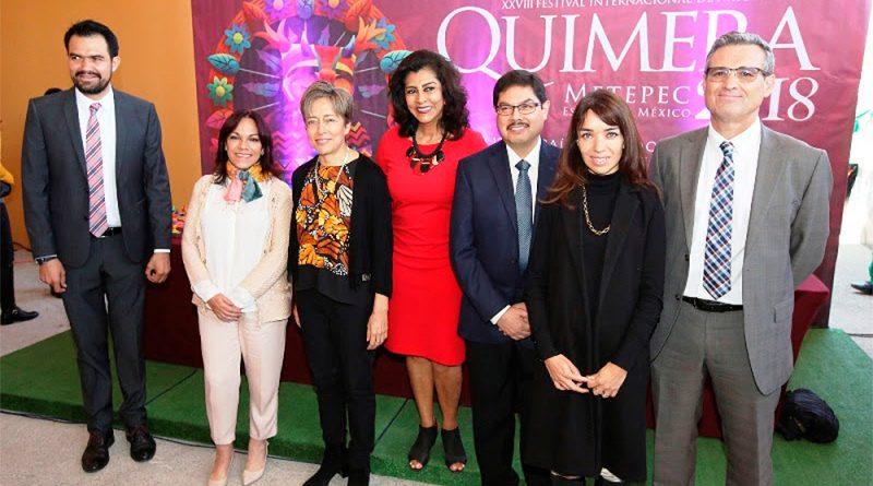 Alista Metepec Escenarios para Quimera 2018