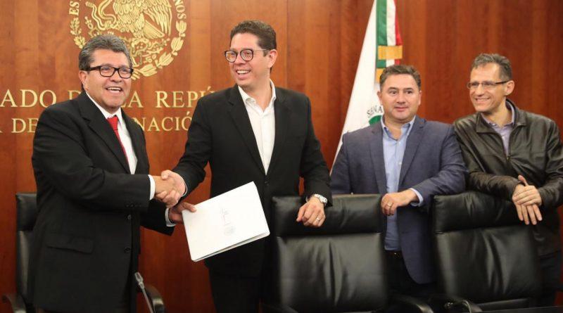 Acuerdo Comercial Trilateral no es Panacea, no nos Vamos a Precipitar: Ricardo Monreal