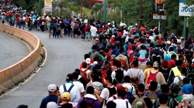 Solicita México Intervención de la ONU para Atender la Caravana Migrante