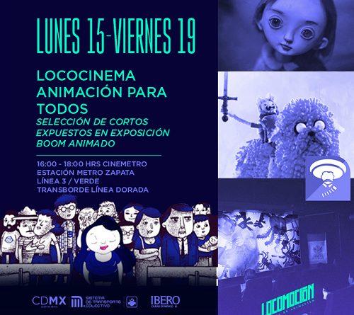 Festival de Animación Locomoción Dedica sus Imágenes a Alquimia