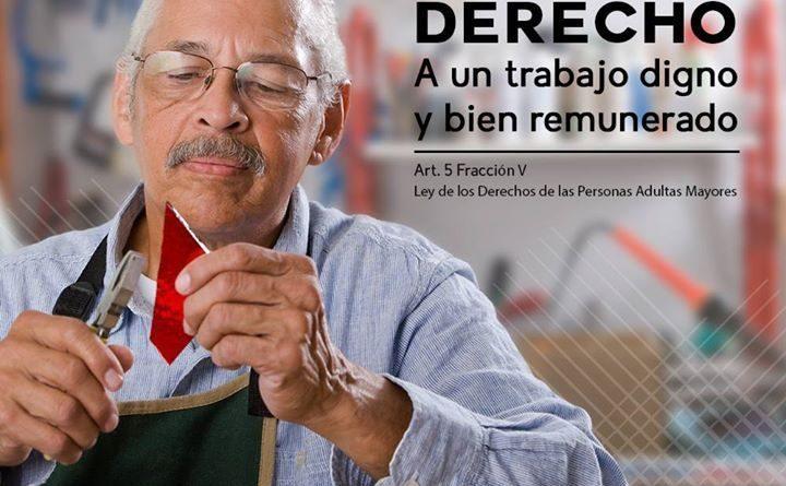Fundamental, Desarrollar Mecanismos y Políticas que Garanticen Derechos de Adultos Mayores: Álvaro Pérez Juárez