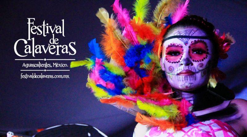Festival Cultural de Calaveras Aguascalientes 2018 Conserva Tradición de Día de Muertos