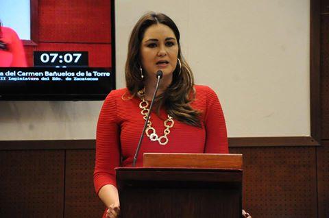 Siguen Matando a Mujeres Mientras Procuración de Justicia se Cruza de Brazos: Geovanna Bañuelos de la Torre