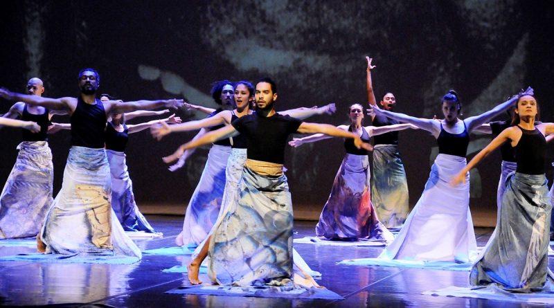 Espectáculo DancísticoNegra/AngerEmociona enHomenaje a Nina Simone y Aime Césaire