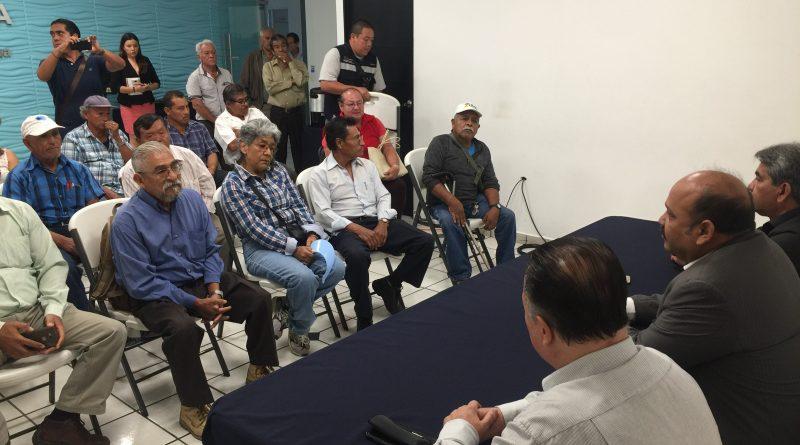 Buscarán Solución Atraso en Pago de Pensiones a Jubilados de CEAGUA