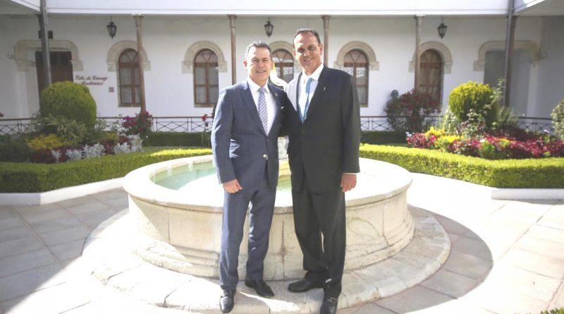 Firman UAEH y Hospital San José de Querétaro Convenio de Colaboración