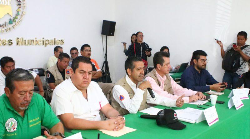 Fortalece CEPCM Coordinación con Sistemas Municipales de Protección Civil