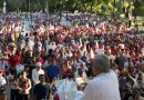 Anuncia López Obrador en Acaponeta, Inversión Inmediata de 500 mdp para Damnificados del Norte de Nayarit
