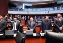 Recibe Senado Nombramientos de 4 Subsecretarios de Relaciones Exteriores