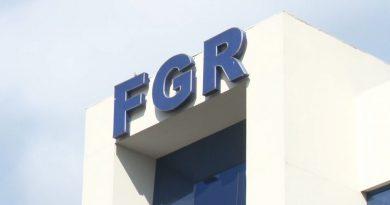 Obtiene FGR Sentencia Condenatoria de 29 años de Prisión por Secuestro